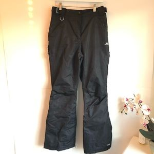Trespass Performance TP50 Ski Pants Black Small